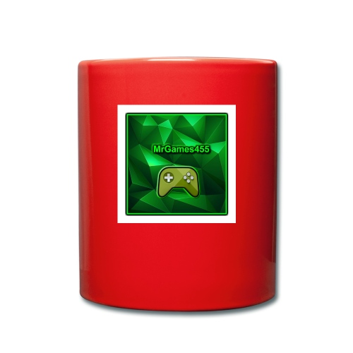 MrGames455 - Full Colour Mug