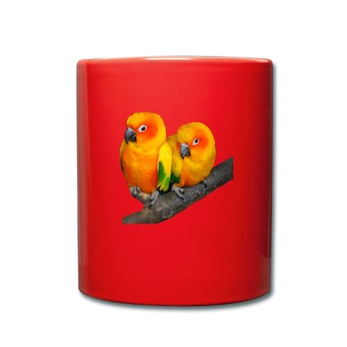 Parrots Love Valentin's Day 2018 - Mug uni