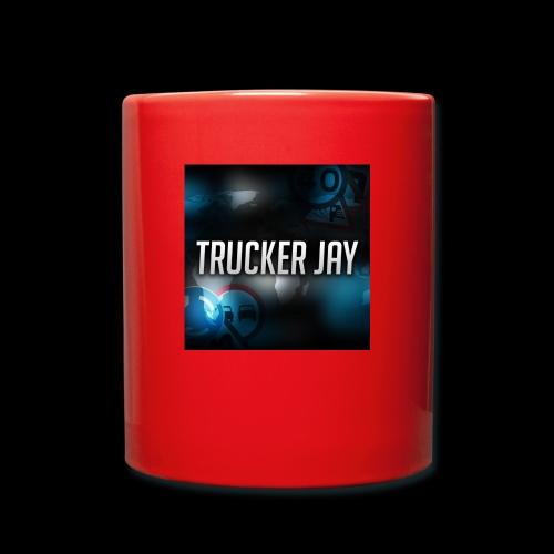 Trucker Jay - Full Colour Mug