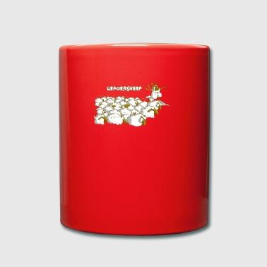 leadersheep - Tasse einfarbig