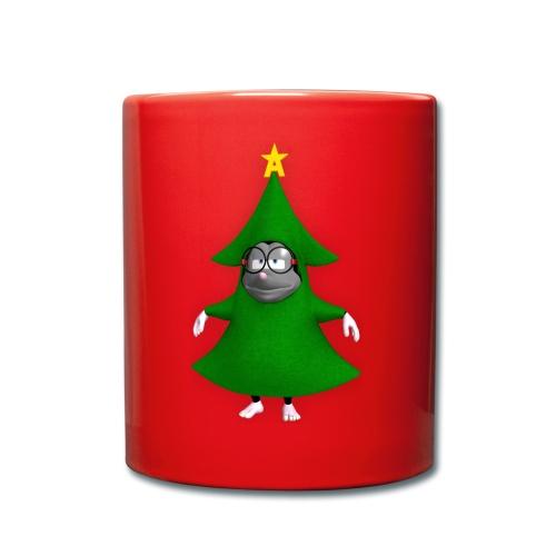 Moley Weichnachtskostüm - Tasse einfarbig