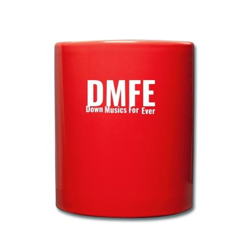 DMFE LOGO - Tasse einfarbig