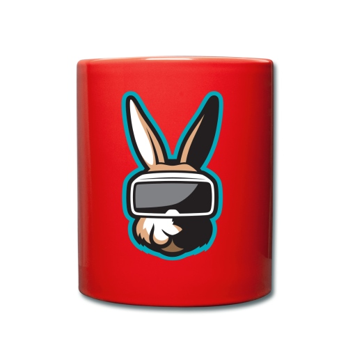 TiG Rabbit logo - Full Colour Mug
