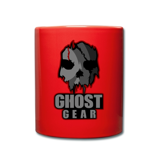 Ghost Gear Skull - Full Colour Mug