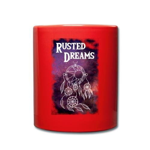 RUSTED DREAMS DreamCatcher logo - Tazza monocolore