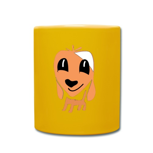Hundefreund - Full Colour Mug
