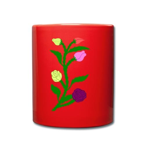 fleurs - Mug uni