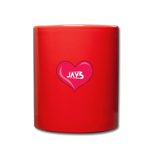 Love JAY-S - Tazza monocolore