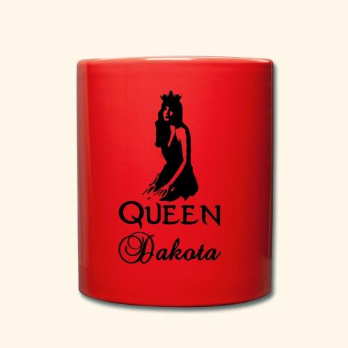 Queen Dakota - Full Colour Mug