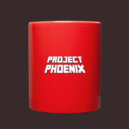 PP Large White - Full Colour Mug
