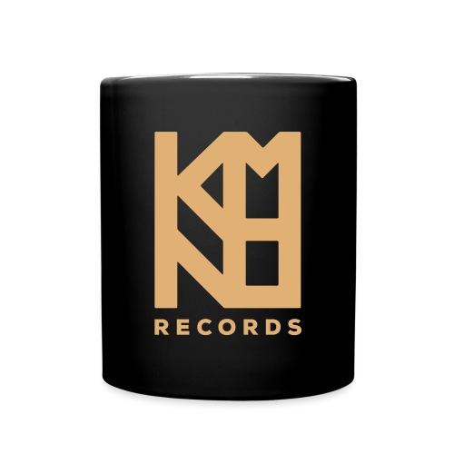 KMNO Records - Logo Txt - Full Colour Mug