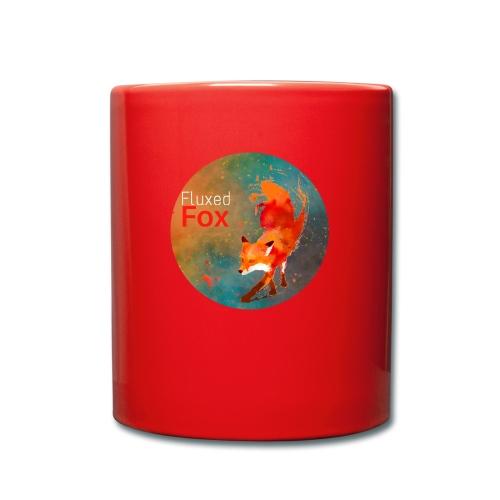 FluxedFoxOffical - Full Colour Mug