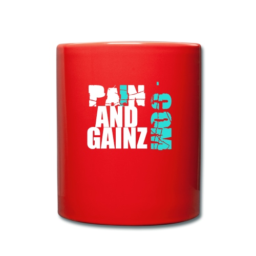 painandgainz2 - Tazza monocolore