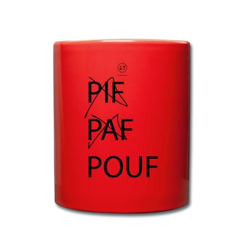 pif paf pouf - Mug uni