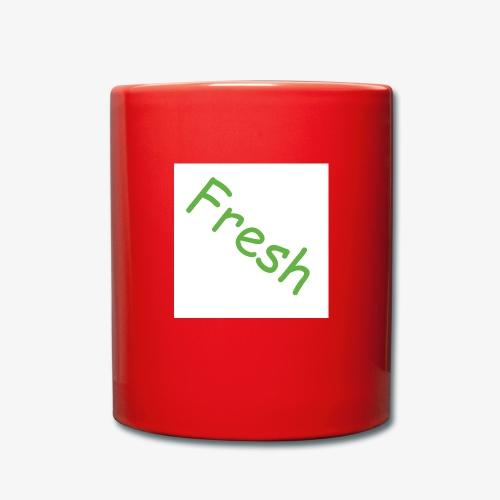Fresh - Tasse einfarbig