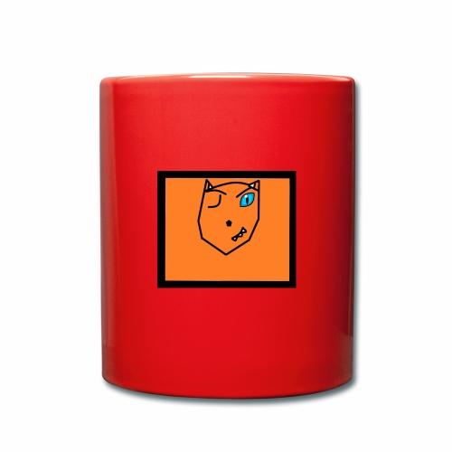 Unbenannt - Tasse einfarbig