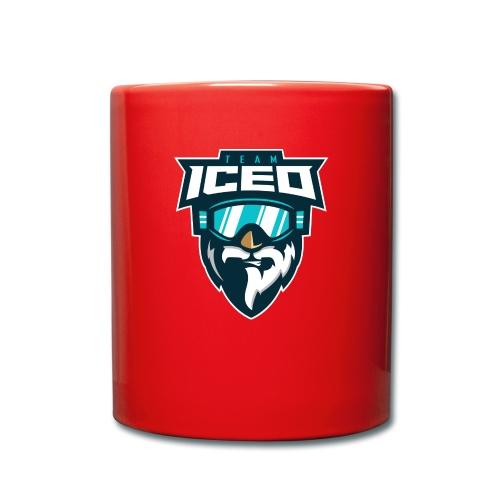 Team-ICED - Tasse einfarbig