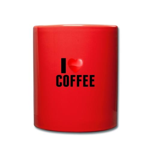 I Heart Coffee - Mok uni