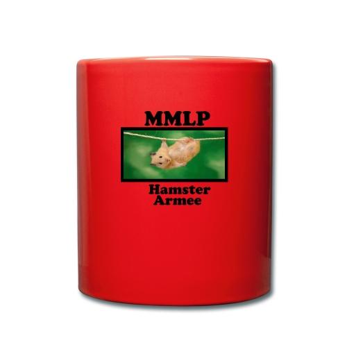 HamsterArmee - Tasse einfarbig