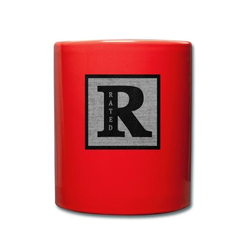 RaTeD R t-shirt - Full Colour Mug
