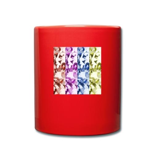 Wohn sachen - Tasse einfarbig