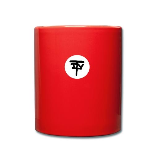 FrediTV-Logo - Tasse einfarbig
