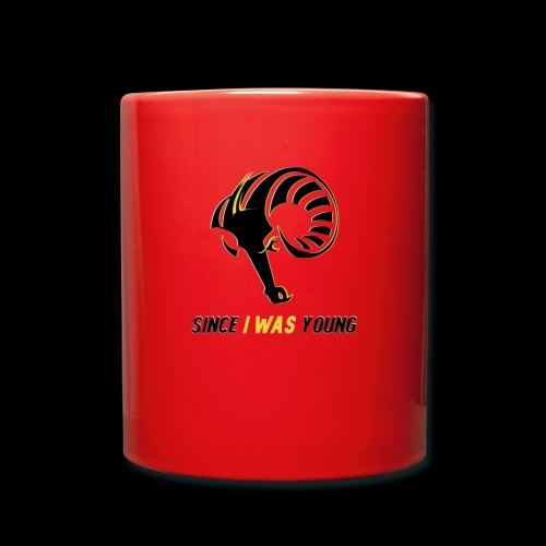 Since I Was Young - Full Colour Mug