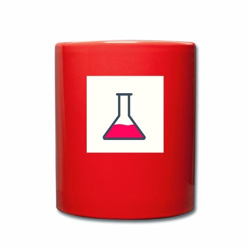 Logoshirt - Tasse einfarbig