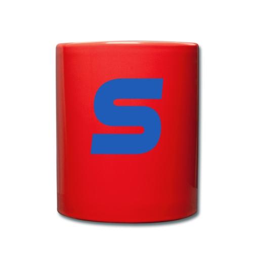 logo simple 2 0 Grand format - Mug uni