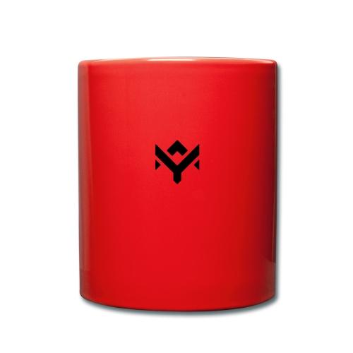 Logo Merch Design - Tasse einfarbig