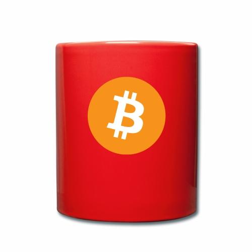BTC - Tasse einfarbig