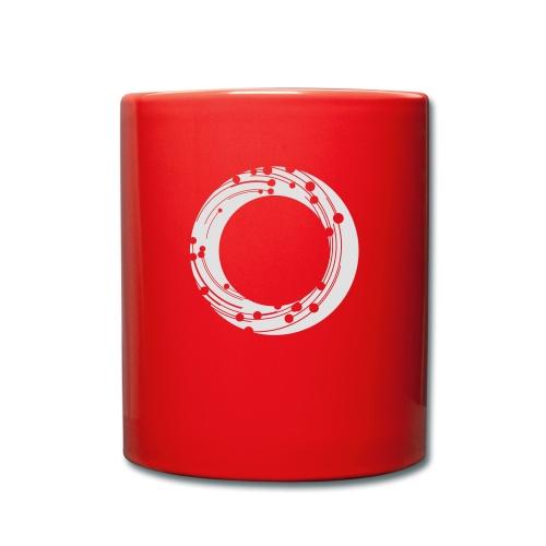 NBG Icon Weiß - Tasse einfarbig