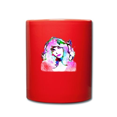 Painted Kate - Tasse einfarbig