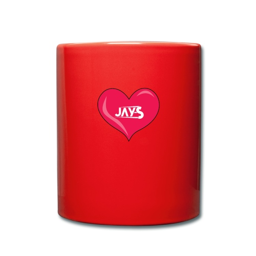 Love JAY-S - Tazza monocolore