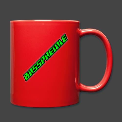 Bassphemie - Neongrün - Tasse einfarbig