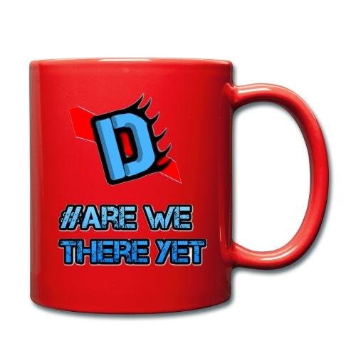 Deadmanj1990 #Are We There Yet - Full Colour Mug