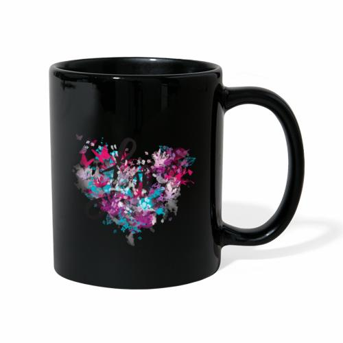 Love with Heart - Full Colour Mug