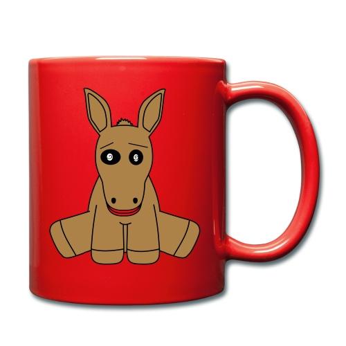 horse - Tazza monocolore