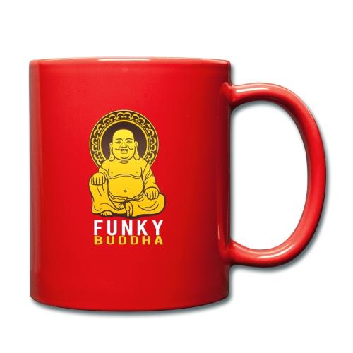 Funky Buddha - Tasse einfarbig