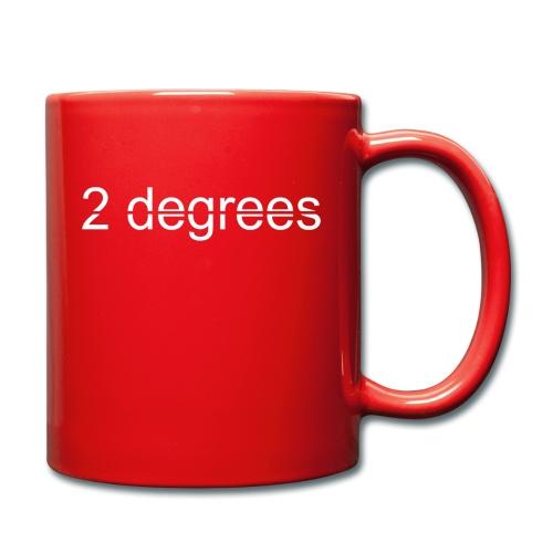 2 degrees - Full Colour Mug