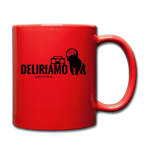 DELIRIAMO CLOTHING (GdM01) - Tazza monocolore