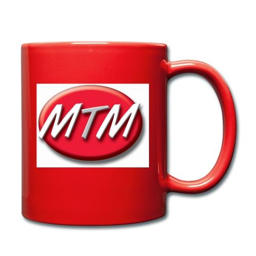 Logo SwissMTM - Tasse einfarbig