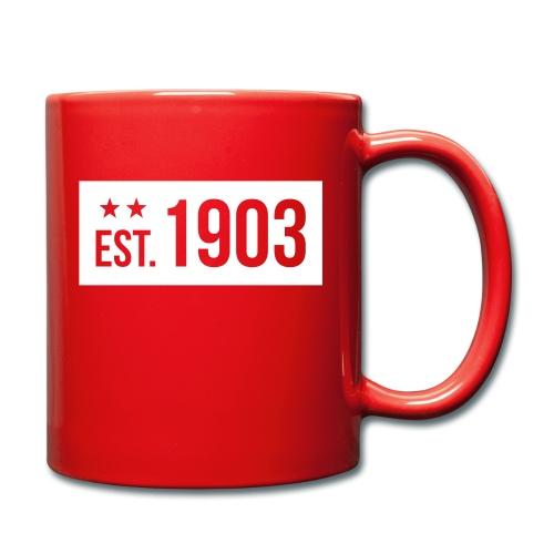 Aberdeen EST 1903 - Full Colour Mug