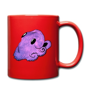 Kawaii octopus - Full Colour Mug