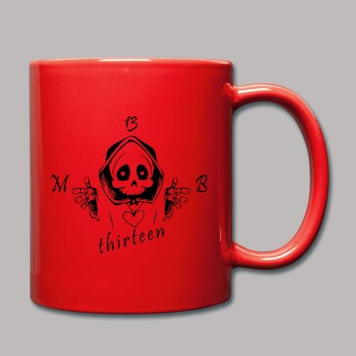 MB13 - Skull - Full Colour Mug