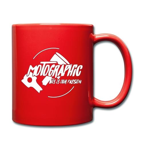 Mok uni - Motographic logo