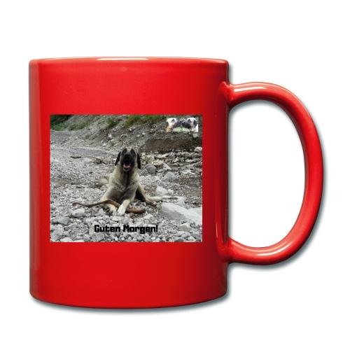 Guten Morgen - Tasse einfarbig
