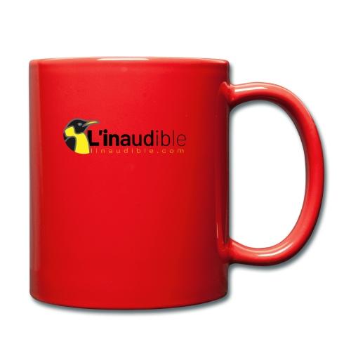 linaudible2020noir - Mug uni