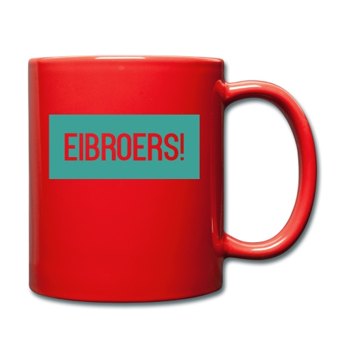 T-shirt Eibroers Naam - Mok uni