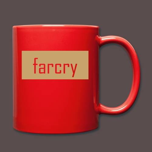 farcryclothing - Tasse einfarbig